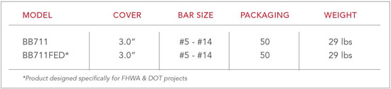 BARBOOT Product Specifications